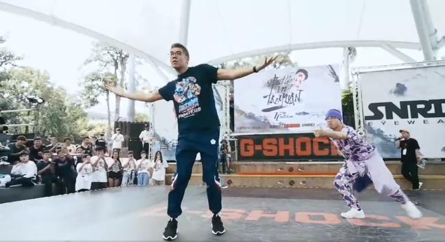 征戰2024奧運霹靂舞?連勝文笑:除非有中、老年奧運 | 華視新聞