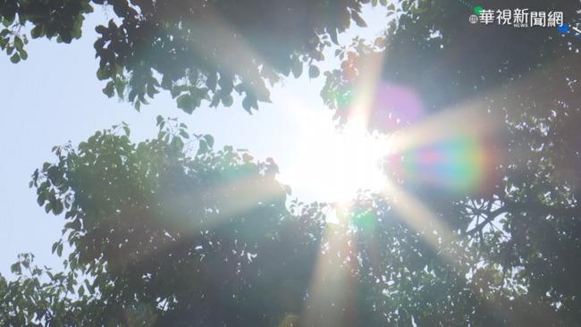 6縣市高溫36°C 颱風「奧麥斯」最快明生成   華視新聞