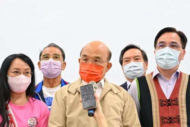 「振興五倍券」拍板全民免費領!蘇貞昌揭決策過程   華視新聞