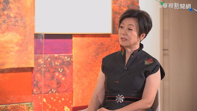 華視新聞台長陳雅琳 獨家專訪張淑芬   華視新聞