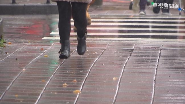 鋒面持續影響 氣象局:降雨集中午後雷雨 | 華視新聞
