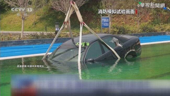 暴雨再襲鄭州! 汽車擠滿高架橋躲水災   華視新聞
