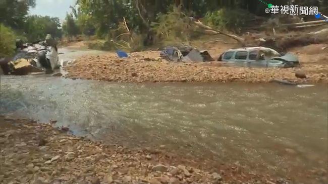 美田納西州暴雨成災 直播求救竟成遺言   華視新聞