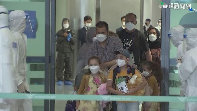曾助南韓使館 391位難民將獲居留簽 | 華視新聞