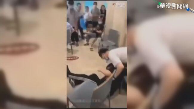 大學生打高端癱軟送醫? 影片來自中國 | 華視新聞