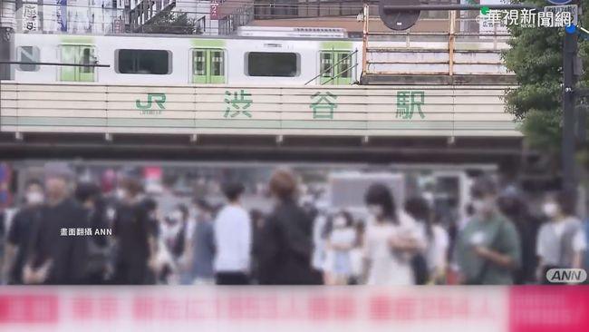 東京增1853例 疫情趨緩仍未達降級標準 | 華視新聞
