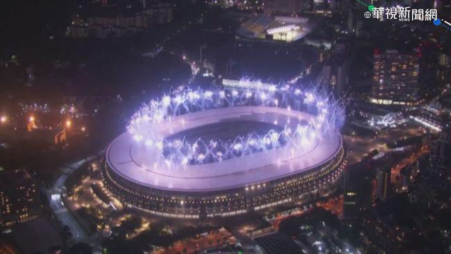 再見了東京帕運 國立競技場盛大閉幕   華視新聞
