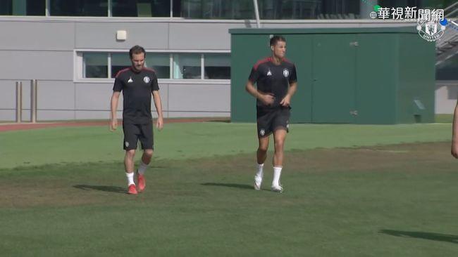 C羅回歸曼聯後首訓練 有望於週末上場 | 華視新聞