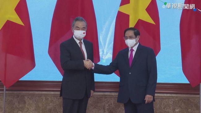 越南成美中日角力場 官員相繼搶出訪   華視新聞
