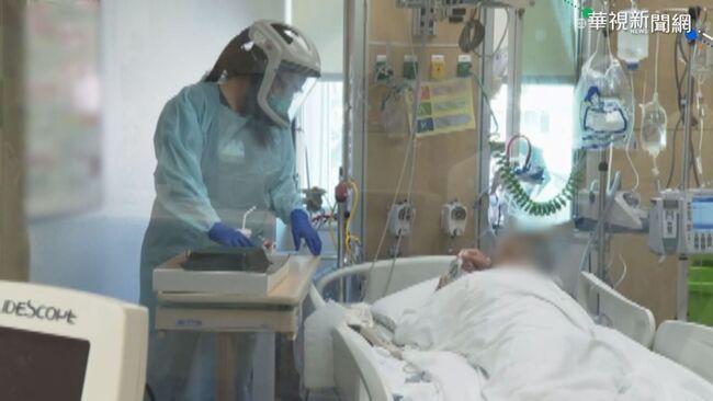 Delta肆虐美國 逾10萬人須住院治療 | 華視新聞