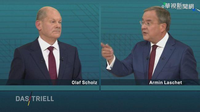 德國大選第二場辯論 候選人炮火四射 | 華視新聞