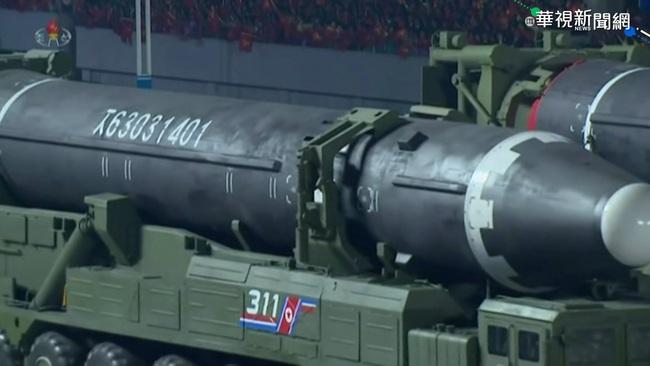 成功試射長程飛彈 北韓威脅性大增 | 華視新聞