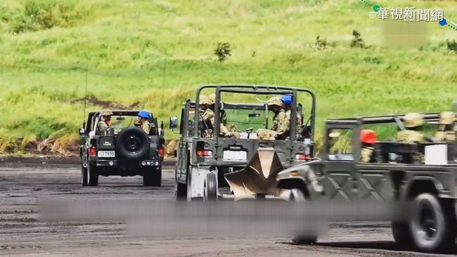 10萬人參加! 日本最大規模軍演登場 | 華視新聞