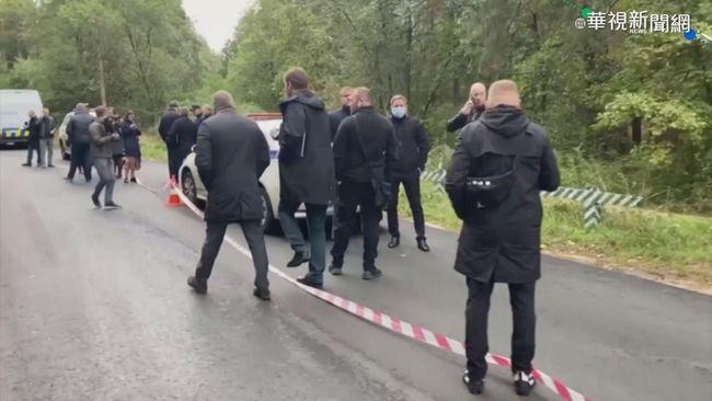 烏克蘭總統幕僚險遇刺 司機不幸中彈 | 華視新聞