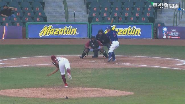 U23世界盃棒球賽 台灣排名第六作收   華視新聞