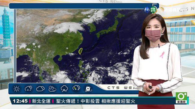 各地天氣穩定偏熱 東南部地區零星雨 | 華視新聞