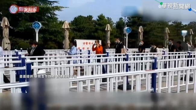 十一長假新疆爆疫情! 伊犁緊急封城 | 華視新聞