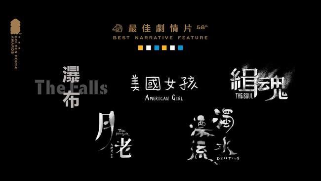 第58屆金馬獎完整入圍名單!《濁水漂流》入圍12項成大贏家 | 華視新聞