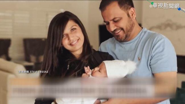 阿國嬰遭拎過鐵絲網 已和父母在美團聚   華視新聞