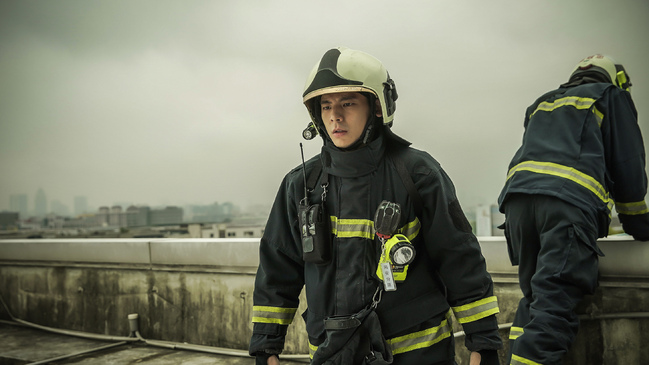 《火神的眼淚》成刁民圖鑑 林柏宏呼籲相信消防員的專業 | 華視新聞