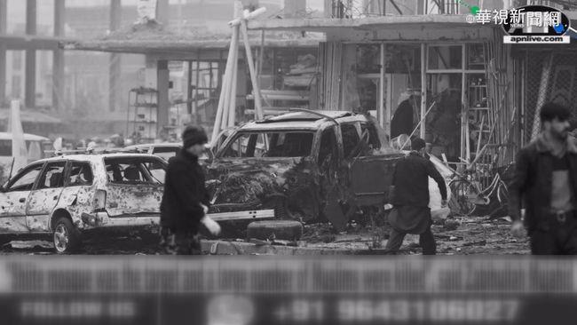 阿富汗清真寺自殺攻擊! 逾10死.百人傷   華視新聞
