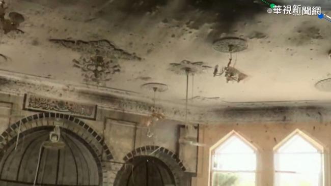 阿富汗清真寺自殺攻擊! 近80死.百人傷   華視新聞