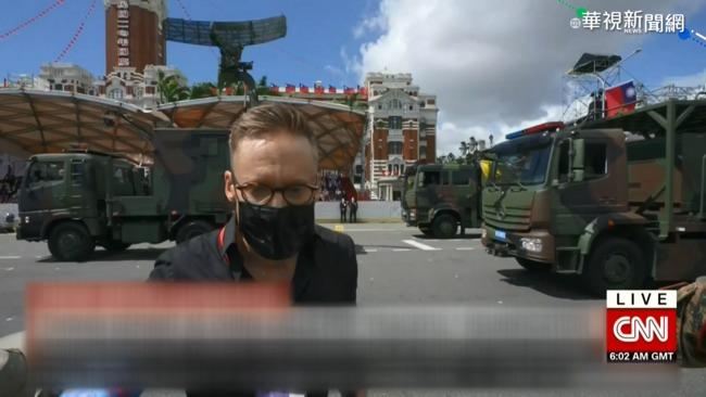 110年中華民國國慶 外媒高度關注! | 華視新聞