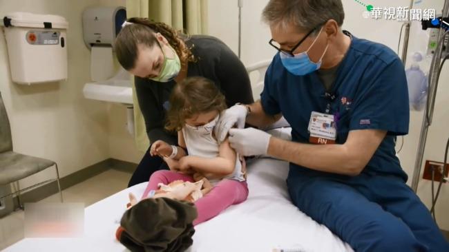 輝瑞兒童疫苗待批准 5-11歲有望開打 | 華視新聞