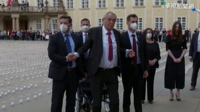 出院不到3週 捷克總統齊曼再度入院   華視新聞