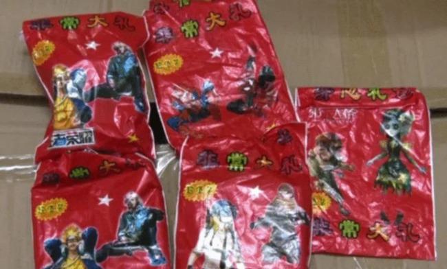 中國男童買驚喜包 竟掉出成人玩具 | 華視新聞
