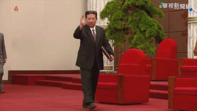 """金正恩出席黨慶 """"西裝配涼鞋""""引發關注   華視新聞"""
