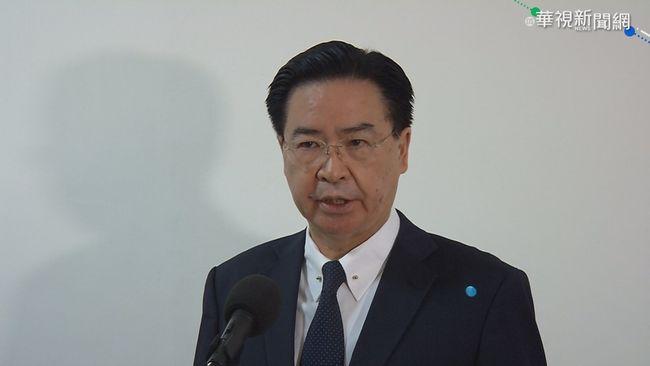 謝志偉遭藍委批「羞辱國旗」不適任 吳釗燮:他表現很優異   華視新聞