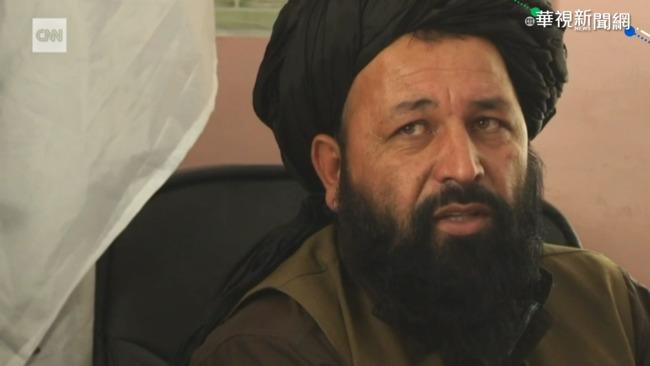 塔利班受訪:柔性勸導落實伊斯蘭教法 | 華視新聞