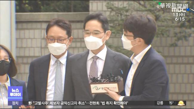 非法打鎮靜劑41次 三星少主李在鎔招了   華視新聞
