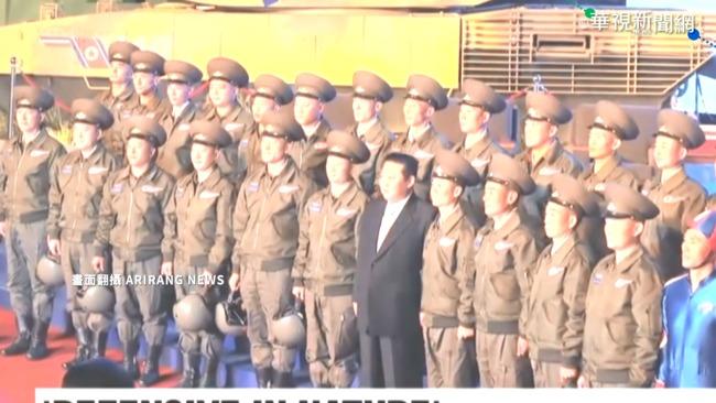 北韓不放棄核武 國防展秀各式武器嗆美 | 華視新聞